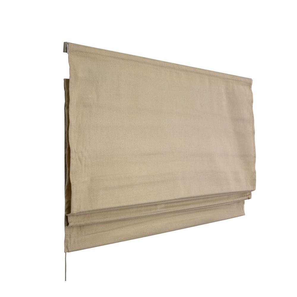 Raffrollo-Faltrollo-Klemmfix-ohne-Bohren-Fenster-Raffgardine-Gardine-VICTORIA-M Indexbild 8