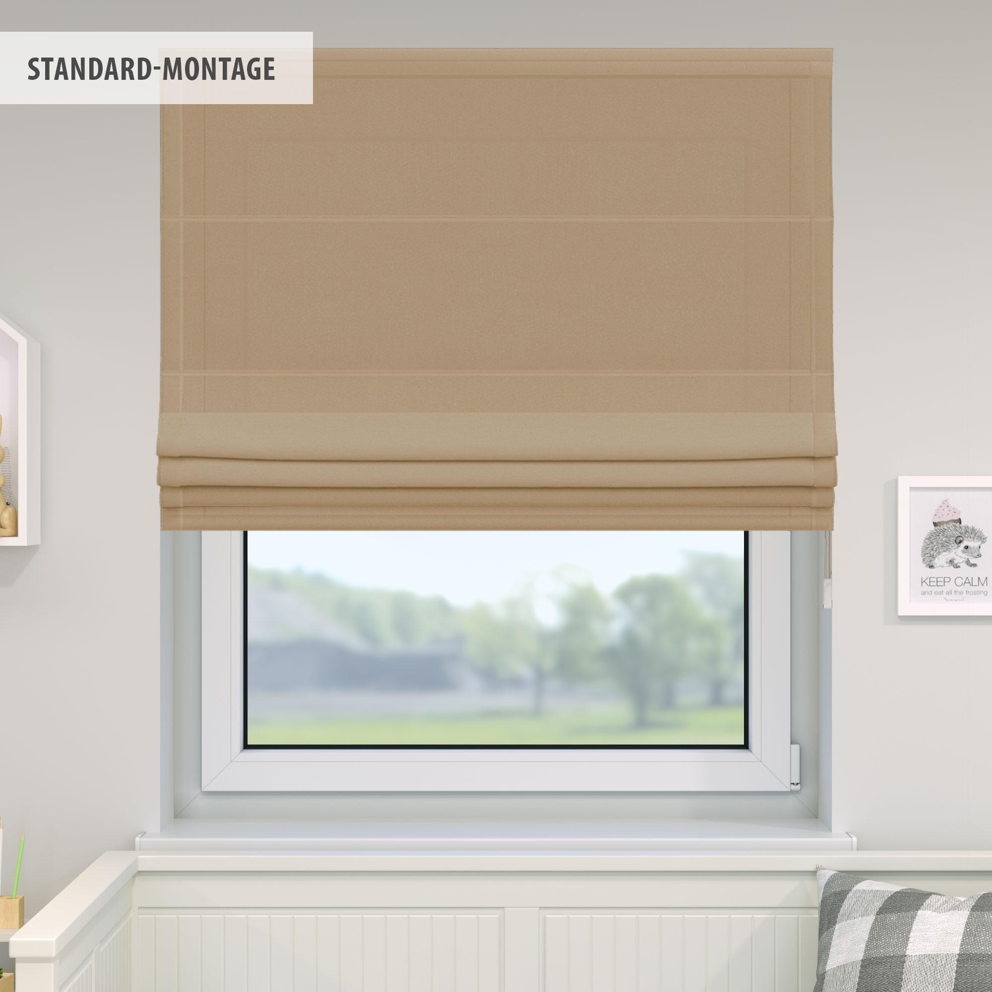 Raffrollo-Faltrollo-Klemmfix-ohne-Bohren-Fenster-Raffgardine-Gardine-VICTORIA-M Indexbild 10
