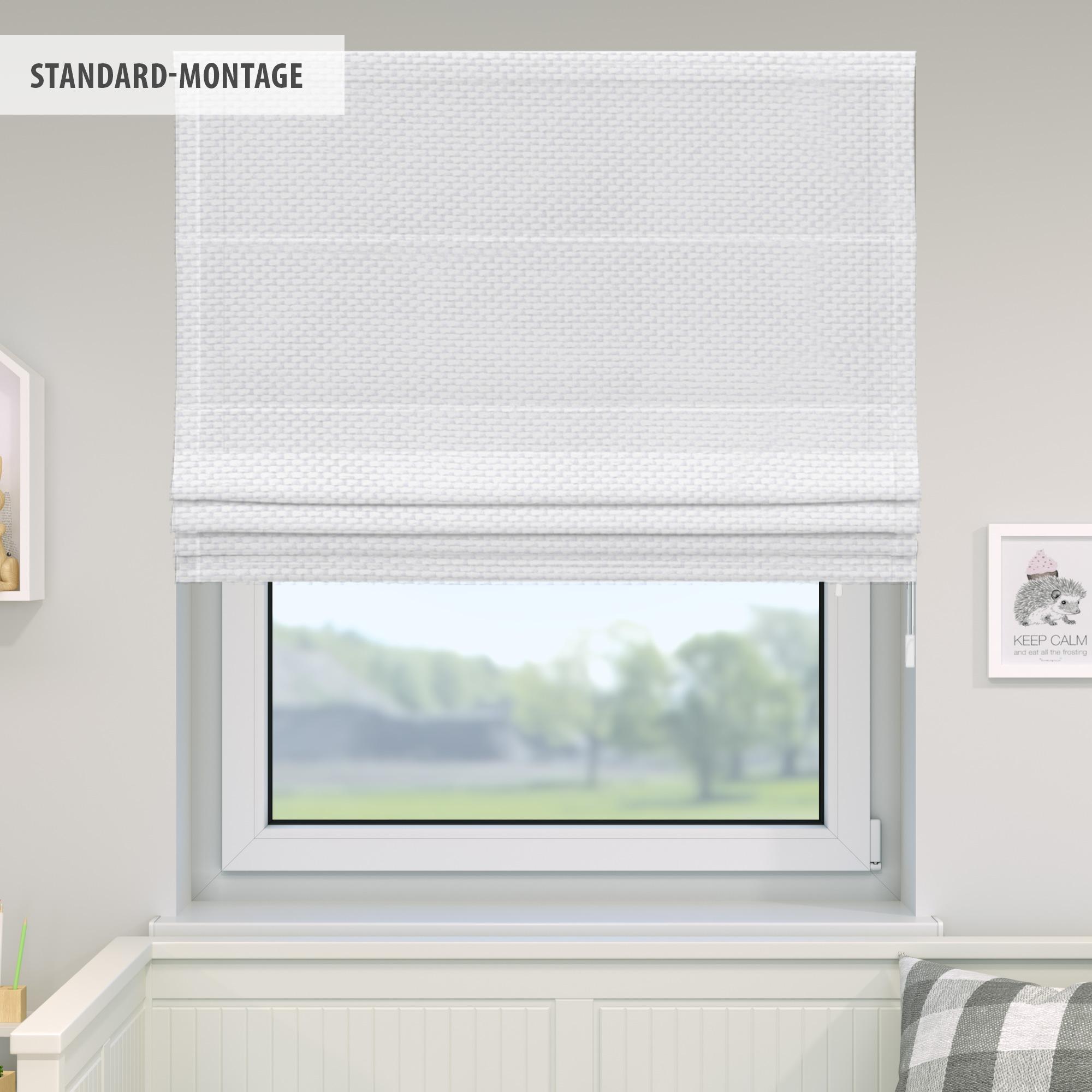 Indexbild 26 - Raffrollo-Faltrollo-Klemmfix-ohne-Bohren-Fenster-Raffgardine-Gardine-VICTORIA-M