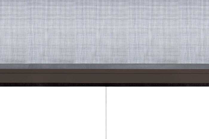Fliegengitter-Insektenschutz-Rollo-Fenster-Insektenschutzrollo-Alu-Mueckenschutz Indexbild 26