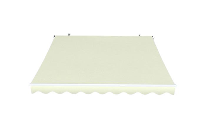 Markise-Sonnenschutz-Gelenkarmmarkise-Balkon-Handkurbel-295x200cm-Beige-B-Ware Indexbild 9